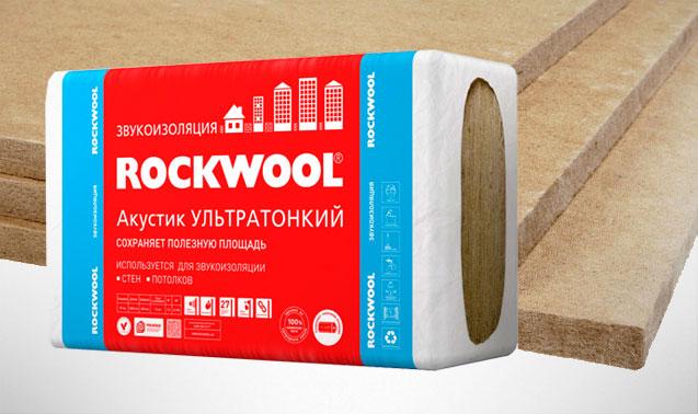 Обзор 6 производителей звукоизоляции для квартиры, представленных на российском рынке