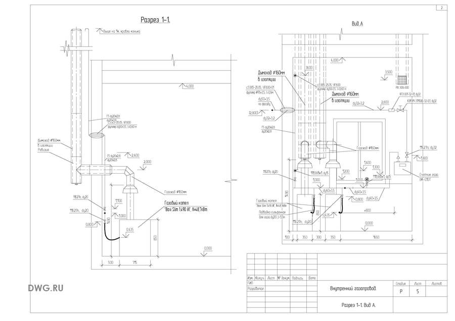 Проект подведения газа, проектирование газового подключения в московской области.