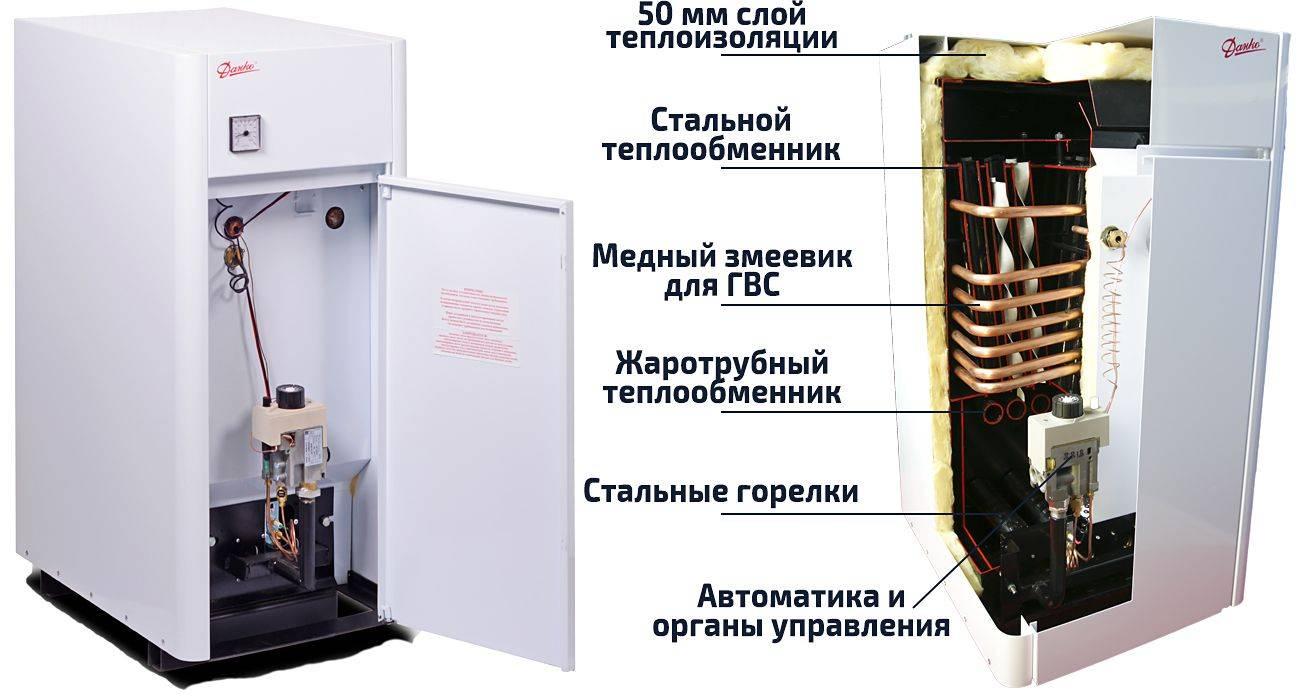 Котел данко: технические характеристики, как включить, зажечь запальник и обслуживать