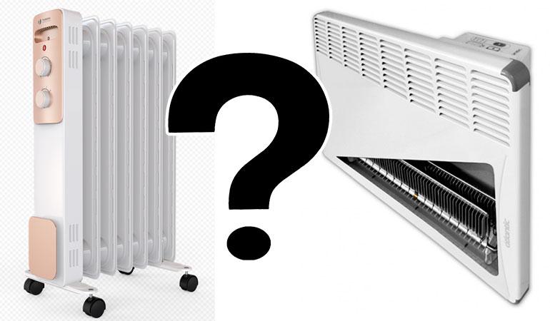 Конвектор или масляный радиатор: что лучше и чем отличаются