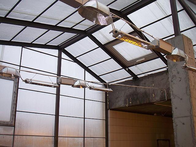 Сравнение обогревателей для теплиц: инфракрасные, газовые, масляные и др.