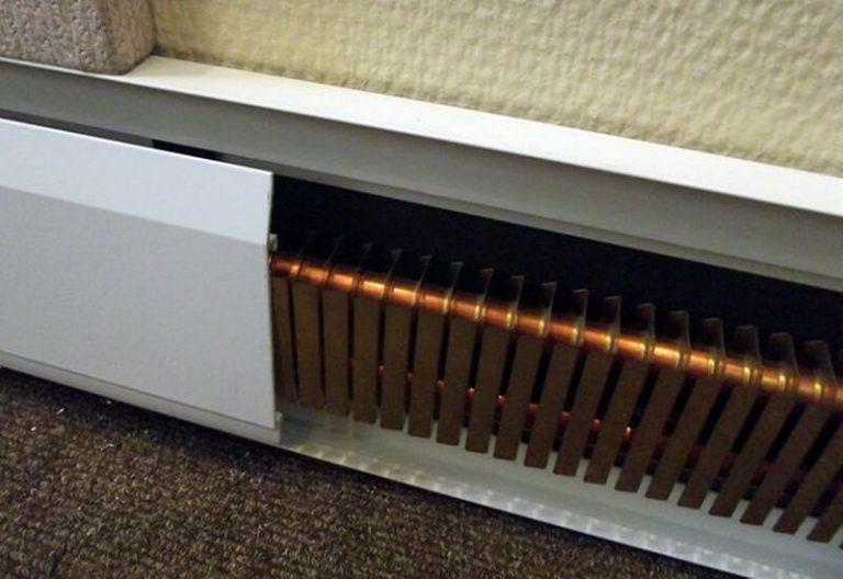 Электрические конвекторы отопления: выбор, расчет мощности