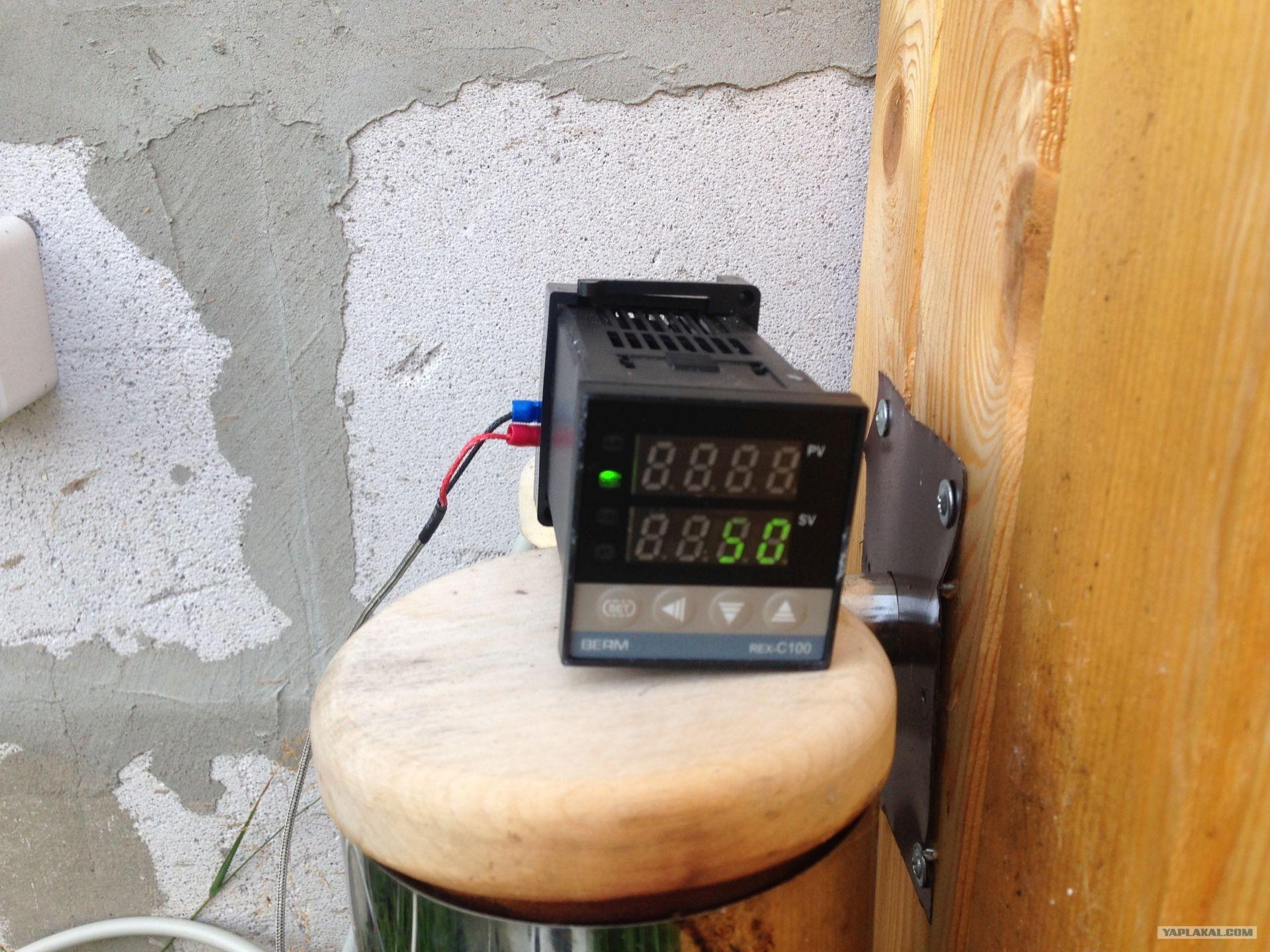 Термометры для коптилен горячего и холодного копчения: обзор