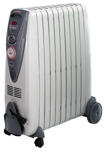 Масляный обогреватель радиатор delonghi trrs 0920 (белый) купить за 4350 руб в челябинске, отзывы, видео обзоры и характеристики