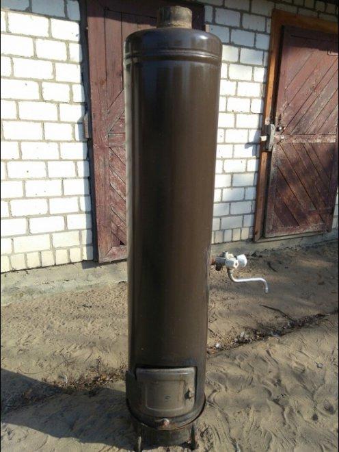 Титан электрический для нагрева воды - микроклимат в квартире и доме