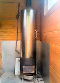 Водогрейный котел на дровах: колонка и титан, водонагреватель и бойлер своими руками, для нагрева воды дровяной принцип работы водогрейного котла на дровах и 3 достоинства – дизайн интерьера и ремонт квартиры своими руками