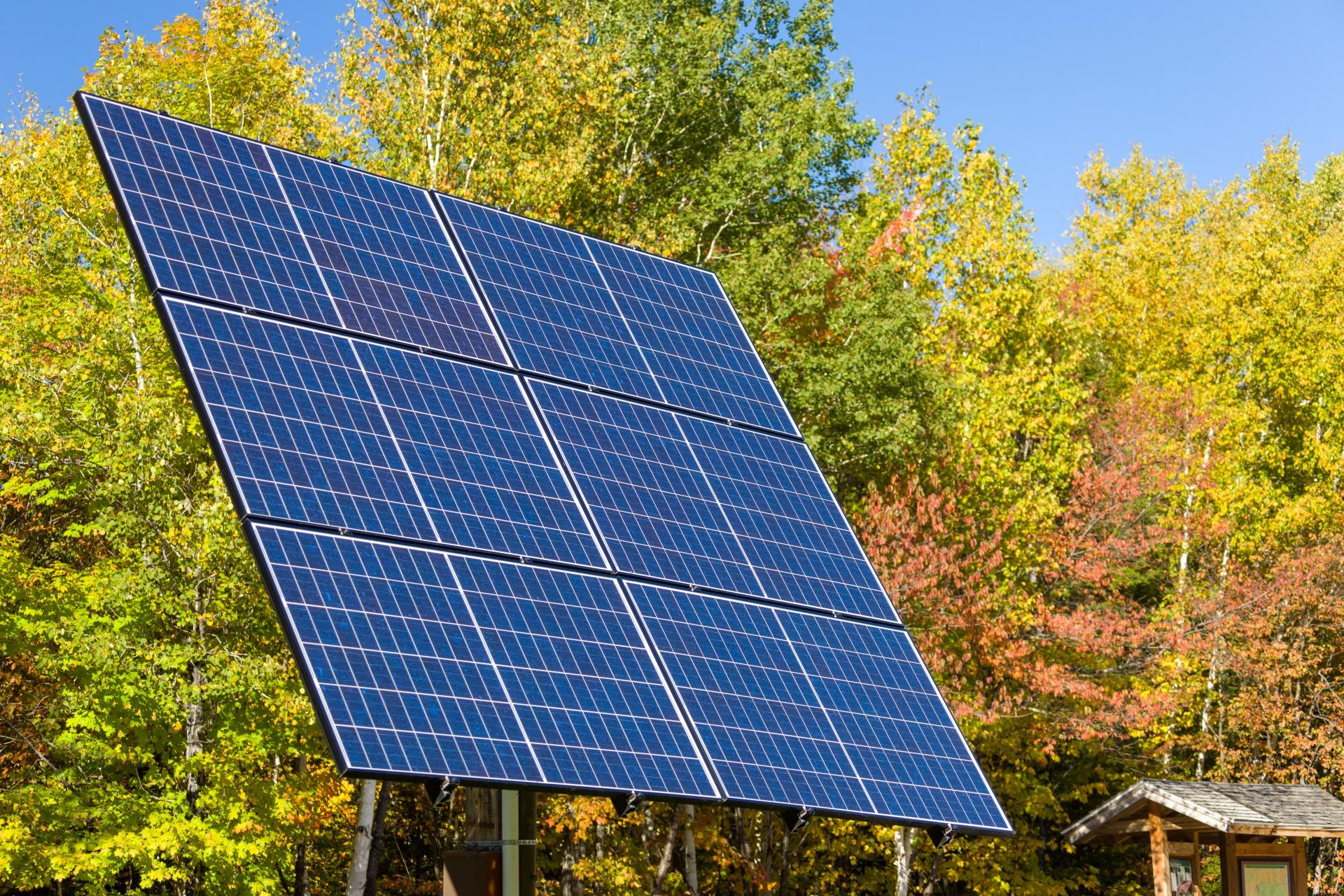 Как правильно выбрать солнечную батарею для частного дома