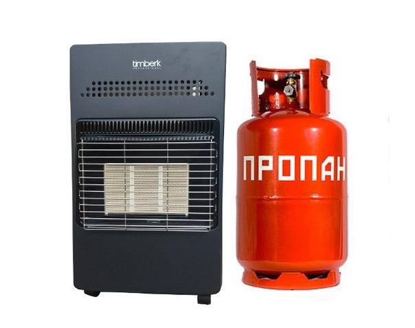 Какой лучше купить газовый обогреватель для дачи: отзывы