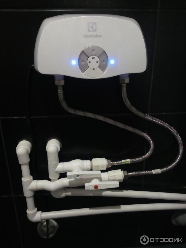 Как выбрать водонагреватель электролюкс