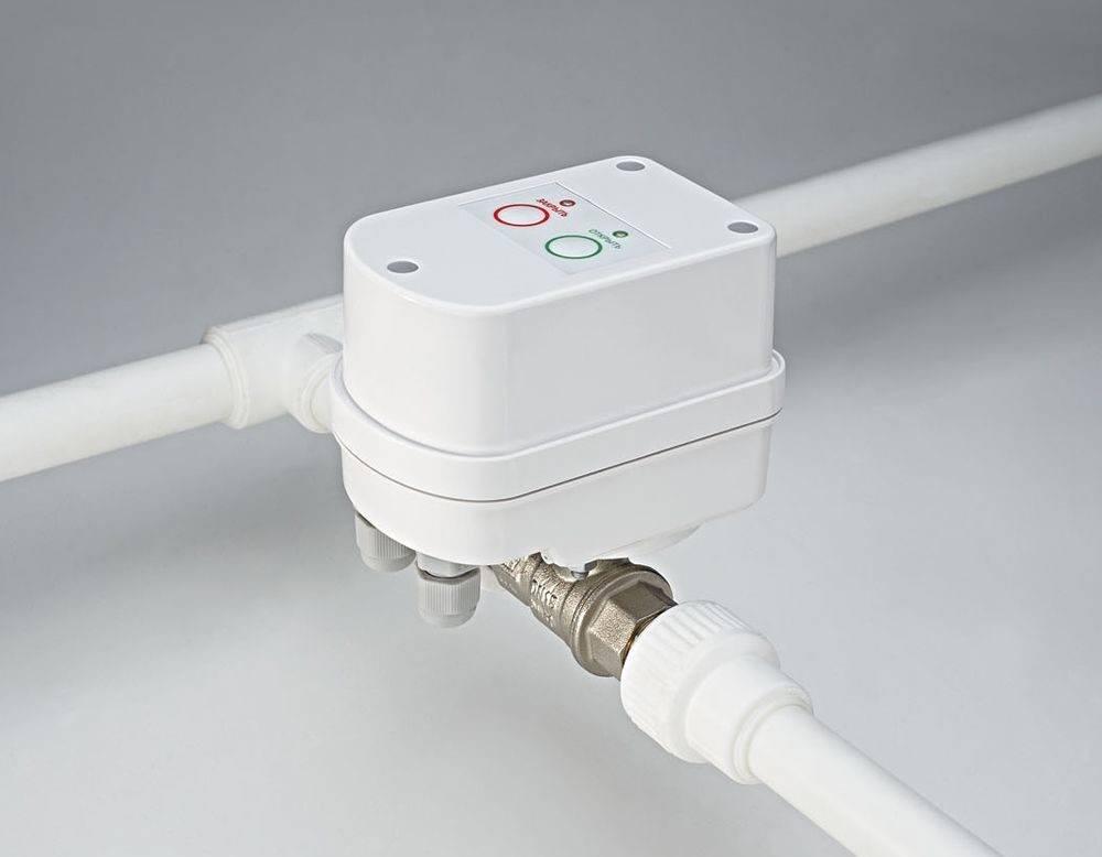 Защита от протечек воды для дома своими руками