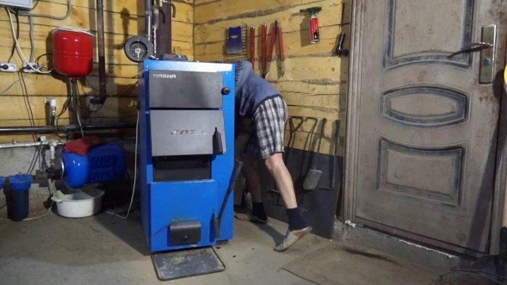 Как правильно топить твёрдотопливный котёл дровами - пошаговая инструкция с фото и описанием