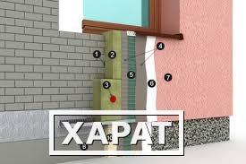 Технология «мокрый фасад» от церезит: особенности, достоинства, материалы и технологические правила