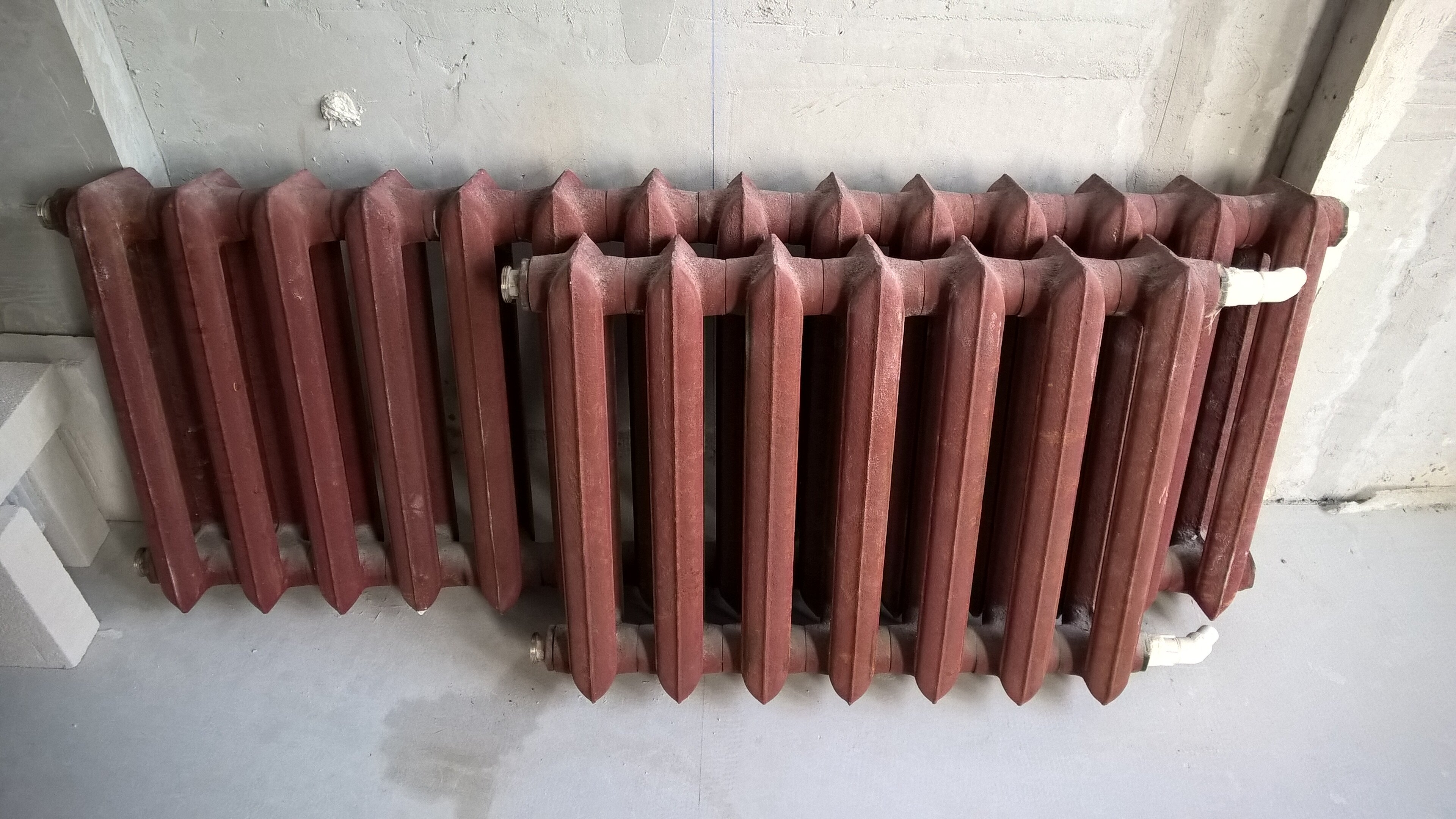 Особенности чугунных радиаторов, отзывы покупателей