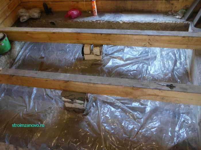 Как утеплить пол в частном доме?  способы утепления, утепляем бетонный и деревянный пол на даче своими руками