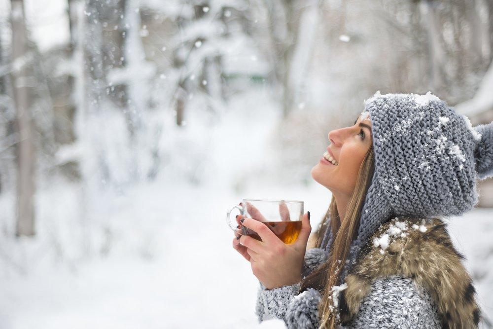 Полезные согревающие зимние напитки— вкусные рецепты