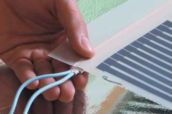 Как правильно сделать монтаж своими руками инфракрасного теплого пола под плитку – советы экспертов по установке