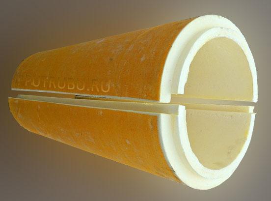 Скорлупа как утеплитель труб: выбор материала, размеры, монтаж и способы применения