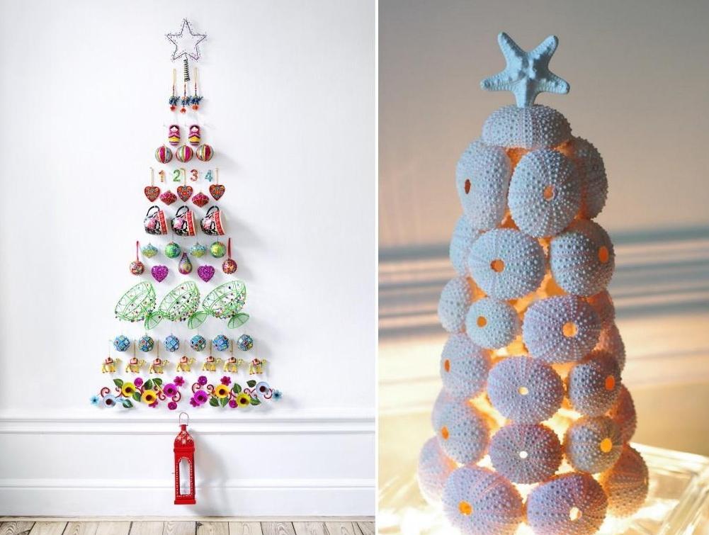 Как сделать новогоднюю елочку своими руками из подручных материалов: мастер-классы по изготовлению разных елочек с фото | qulady