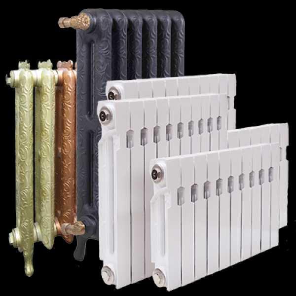 Чугунные или биметаллические радиаторы отопления: какие батареи лучше и их сравнительные характеристики