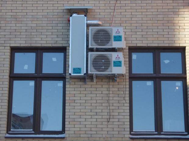 Приточная вентиляция в квартире с фильтрацией — вся суть