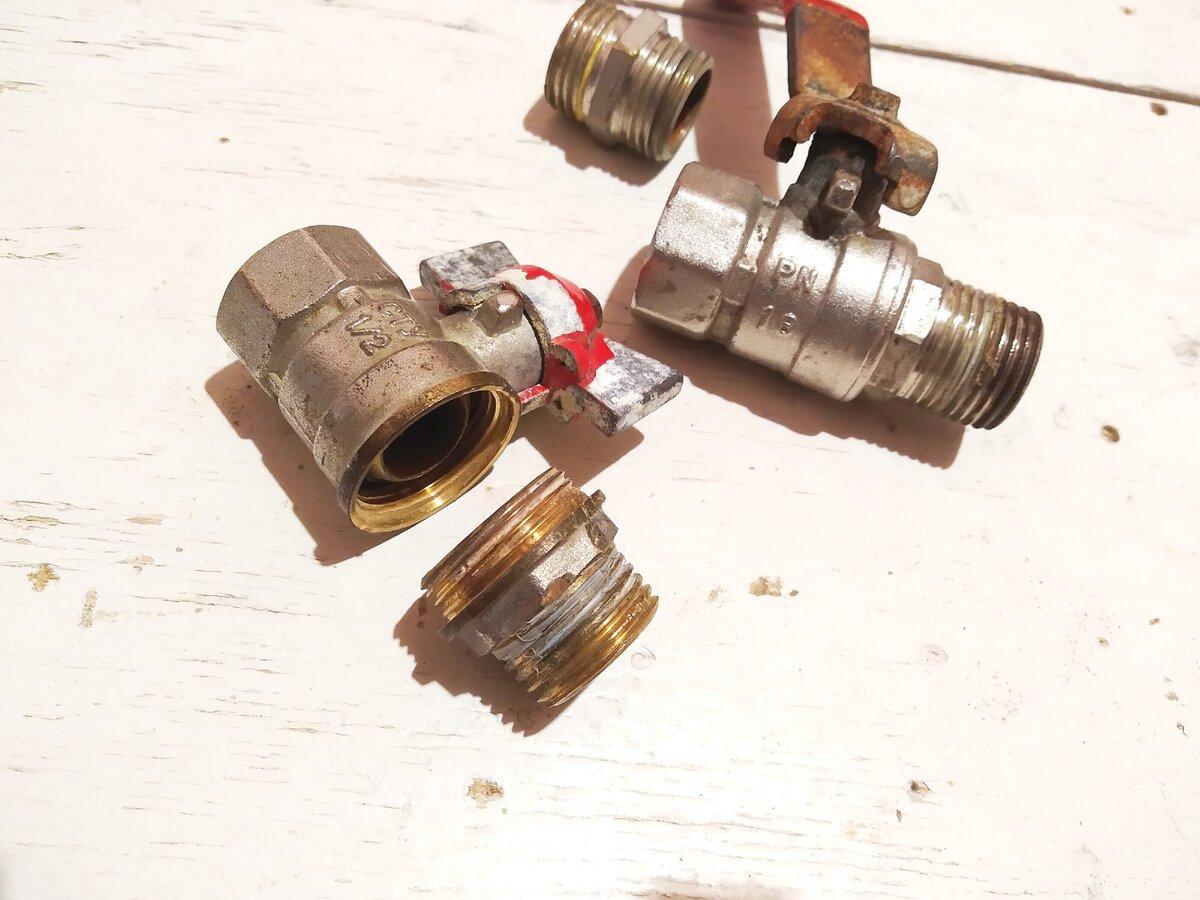 Как починить водопроводный кран самостоятельно: разборка и ремонт