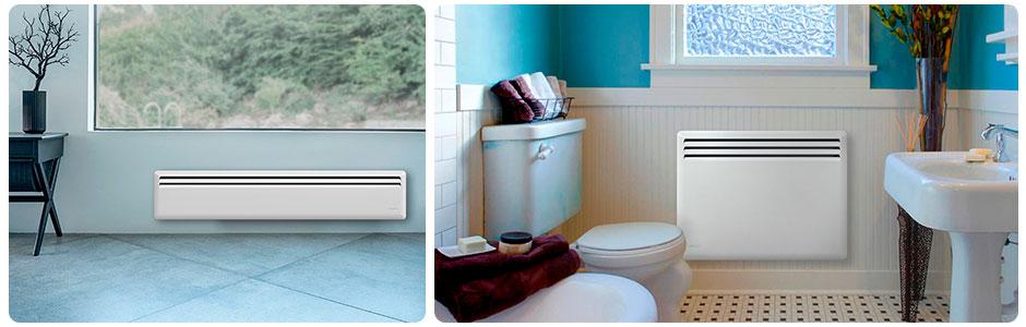 Конвектор отопления электрический настенный для дачи и дома, как правильно выбрать