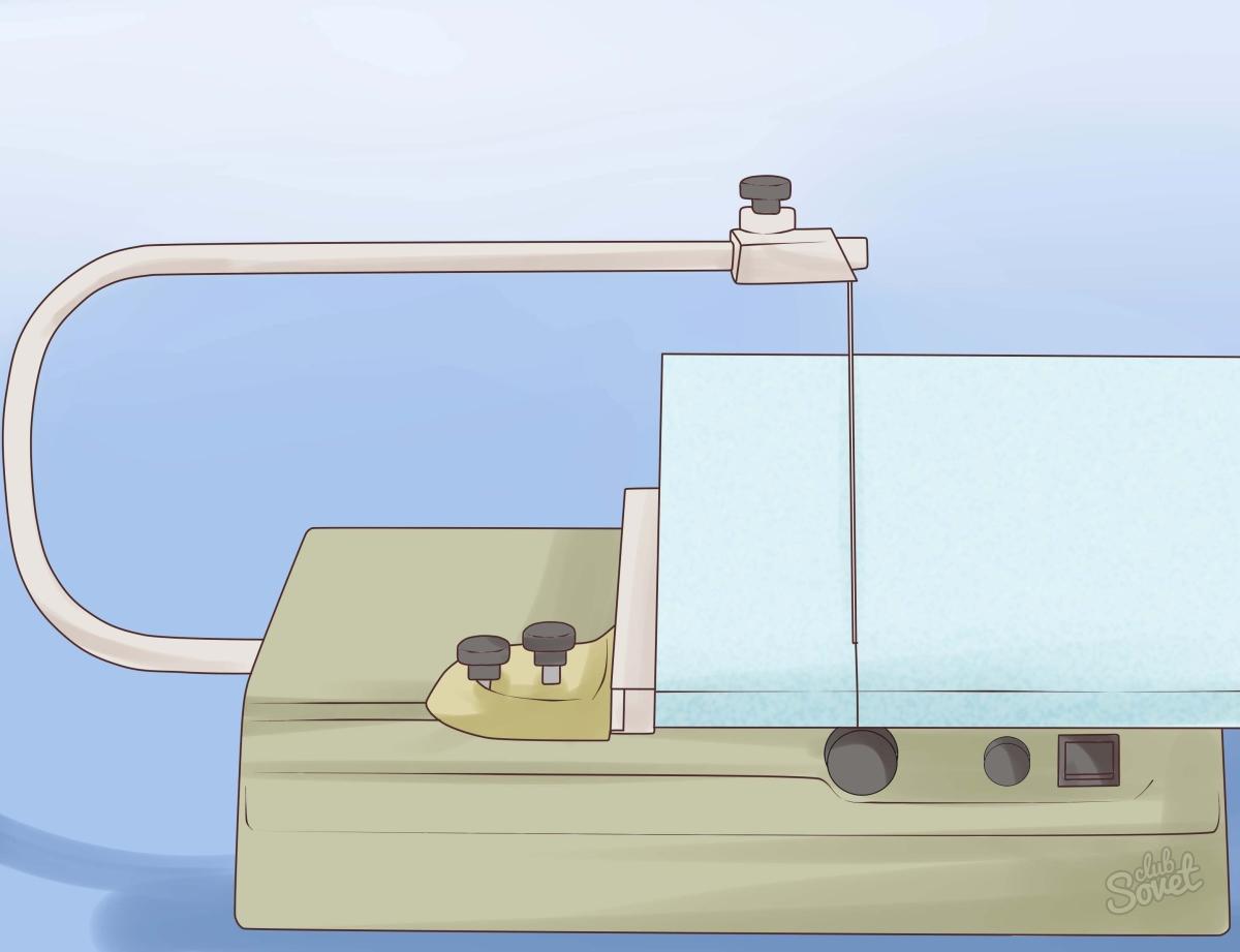 Как разрезать пенопласт своими руками: пошаговая инструкция