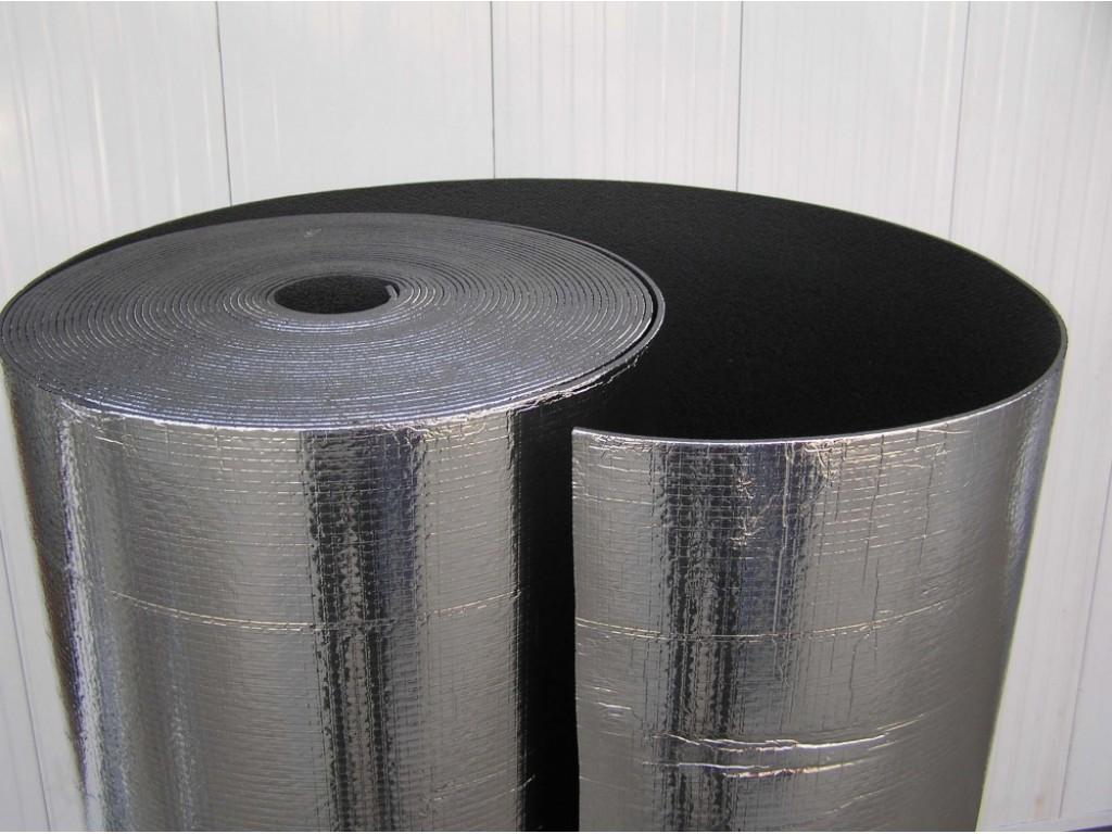 Изолон фольгированный: особенности материала | строй советы