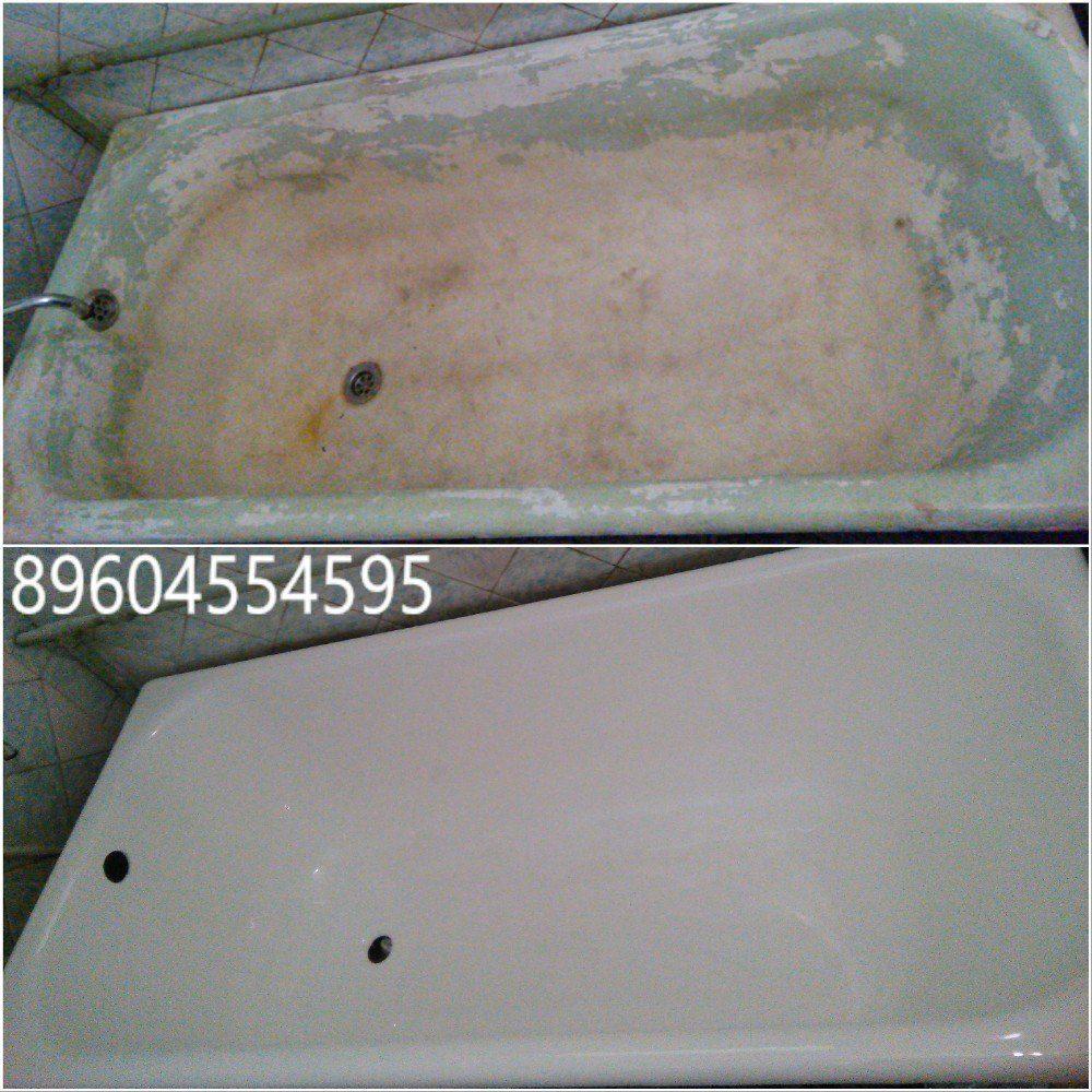 Реставрация старой ванны своими руками. способы в домашних условиях и частые ошибки