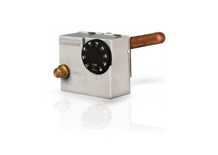 Термостат для котла отопления: разновидности и установка устройства