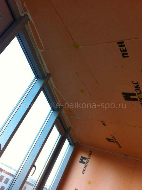 Крыша на балкон последнего этажа: инструкция по установке, утеплению и герметизации