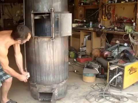 Инструкция, как сделать котел «стропува» своими руками