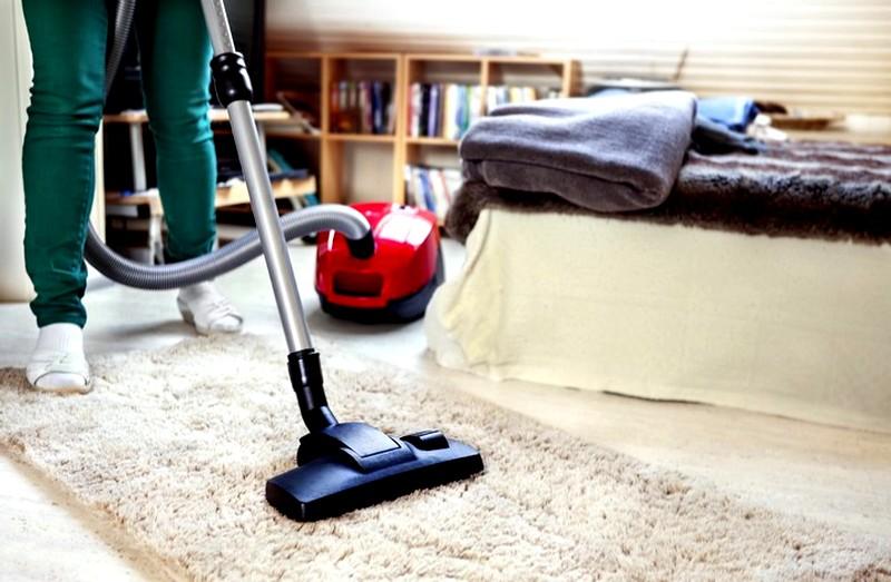 Типичные ошибки во время уборки