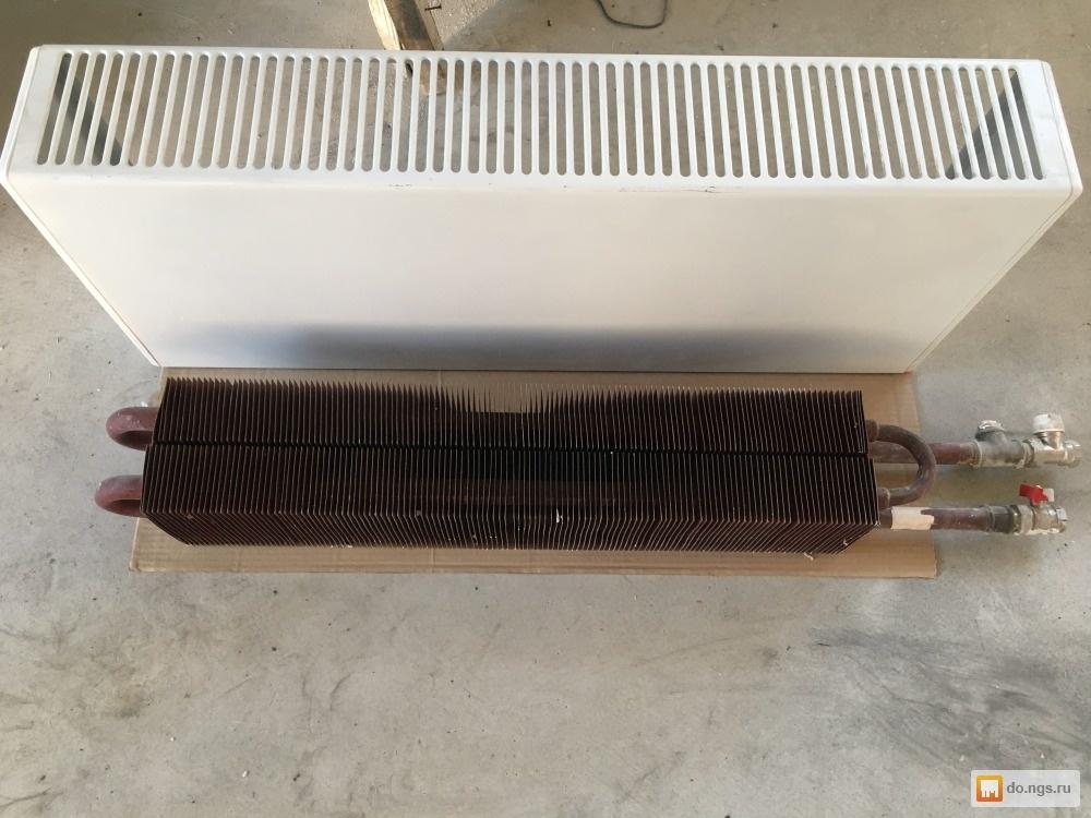 Можно спрятать радиаторы в пол   отопление дома и квартиры