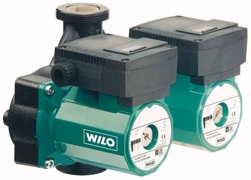 Насосы wilo (вило) — обзор моделей их технические характеристики