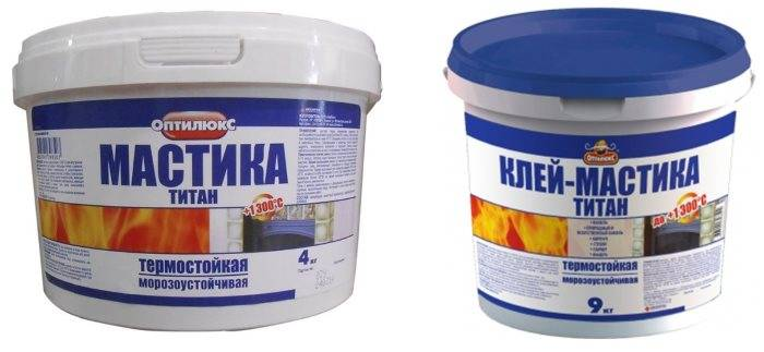 Термостойкий лак для печей из кирпича и металла