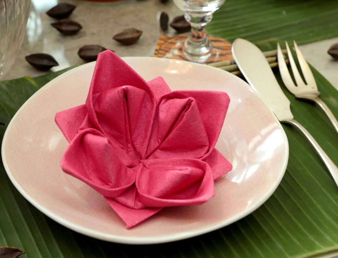 Как красиво сложить бумажные салфетки? 61 фото  как свернуть салфетки для сервировки стола, пошаговая инструкция складывания своими руками
