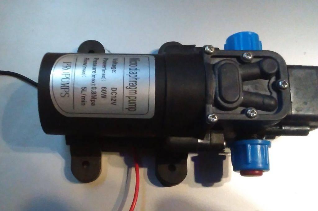 Насос для перекачки воды: обзор разновидностей гидравлических устройств