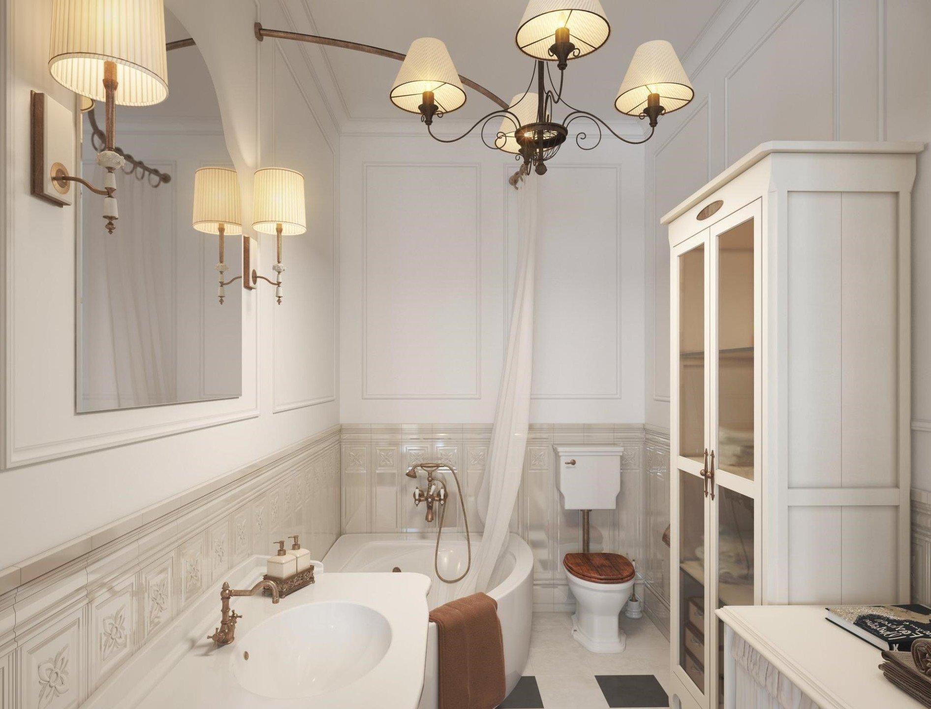 Ванная в стиле прованс: идеи оформления интерьера   ремонт и дизайн ванной комнаты