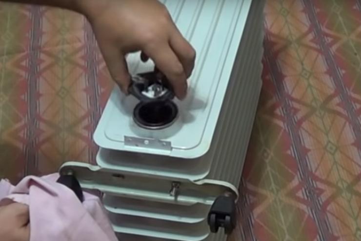 Ремонт масляного обогревателя и различных его запчастей своими руками