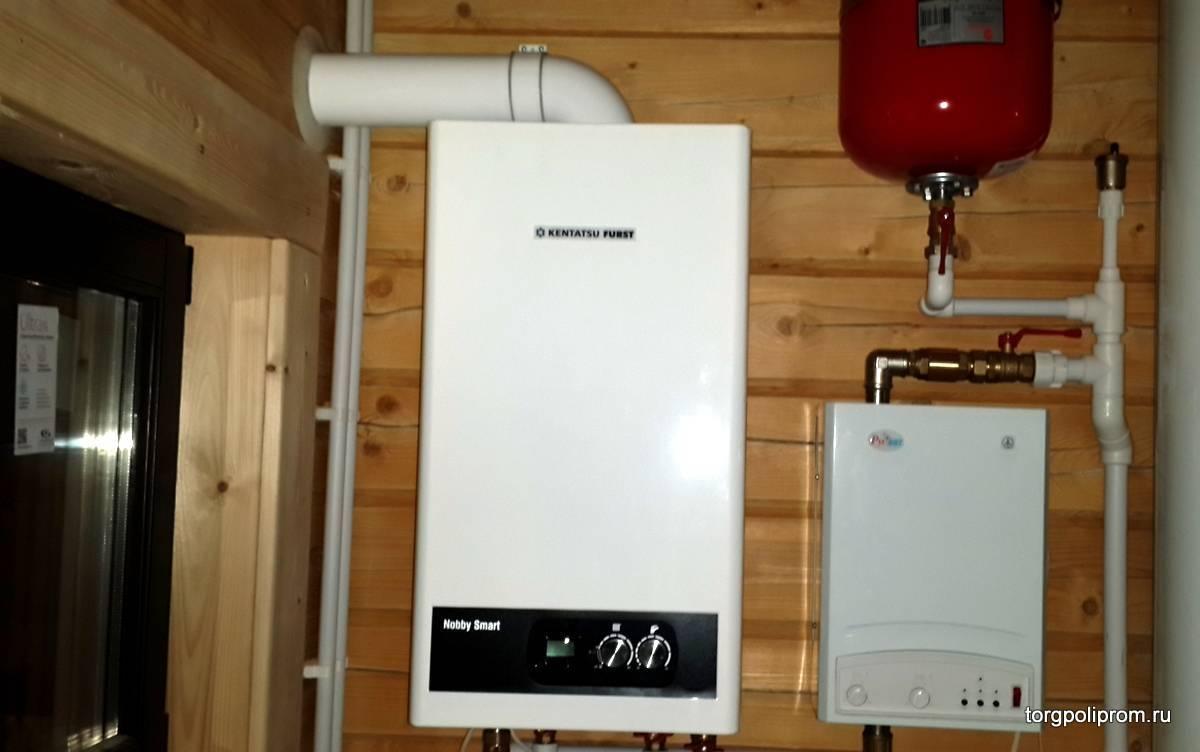 Схема подключения газового котла к системе отопления частного дома: настройка и монтаж своими руками