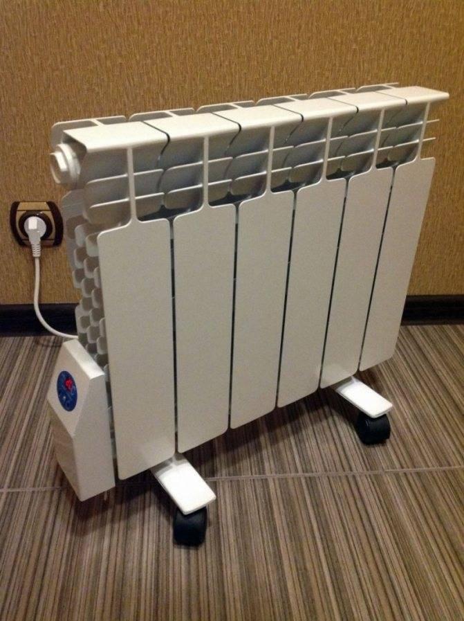 Отопительные приборы в системах водяного отопления