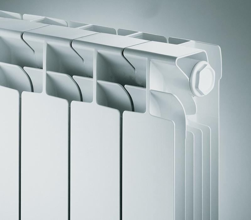 Алюминиевые радиаторы отопления: виды и монтаж | инженер подскажет как сделать