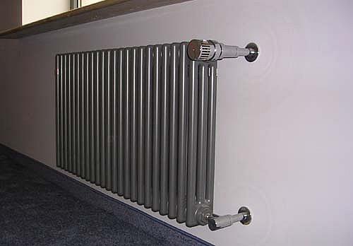 Сборка самодельного радиатора отопления