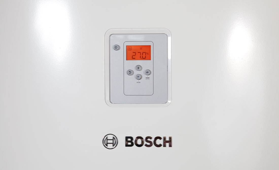 Обзор газовых котлов - bosch термотехника