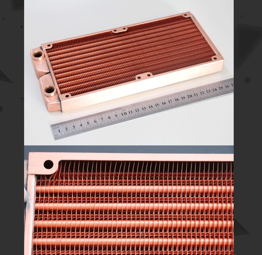 Какой радиатор печки лучше: медный или алюминиевый