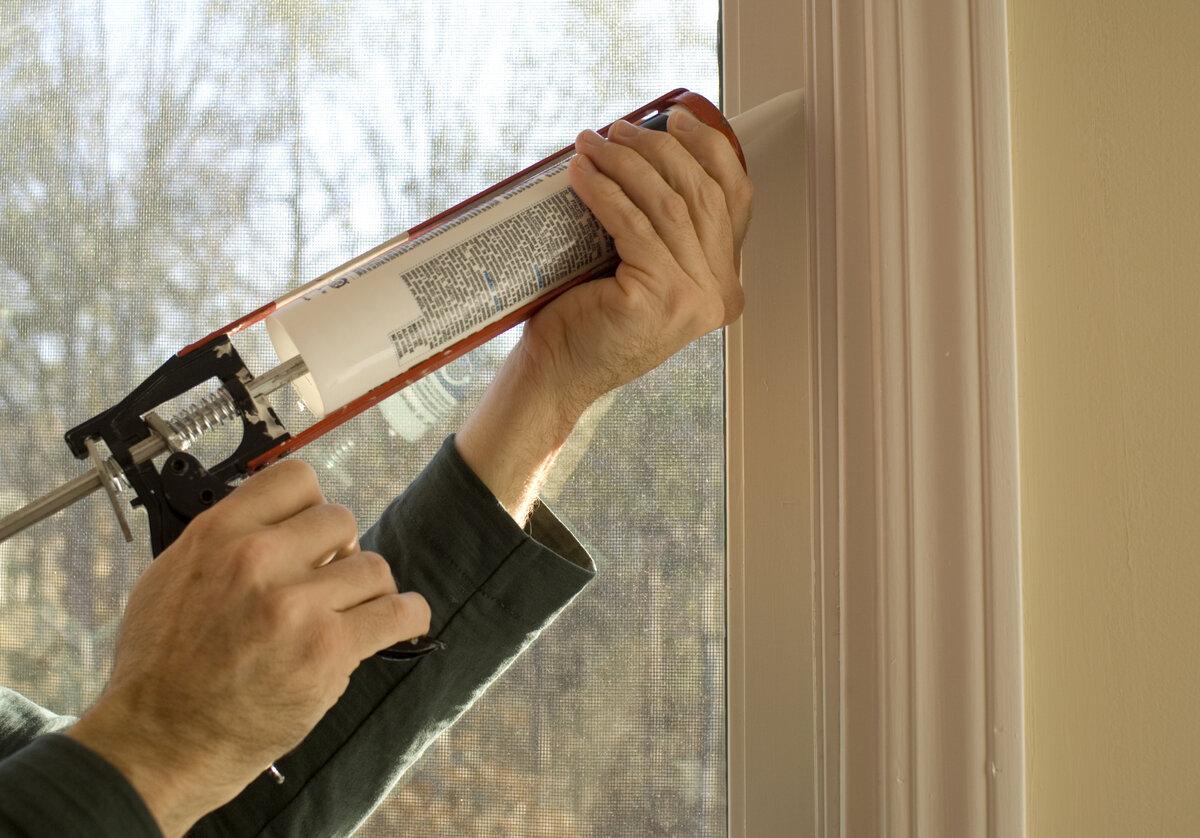 Как утеплить пластиковое окна с помощью теплосберегающей пленки