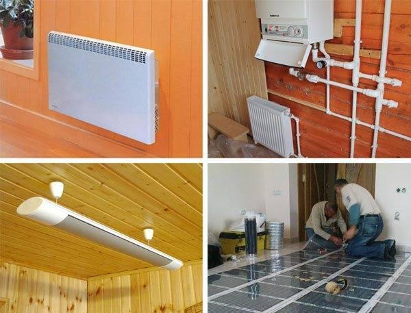 Какое электрическое отопление частного дома выбрать – виды, особенности, преимущества и недостатки