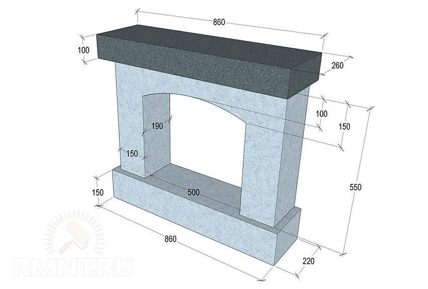 7 идей, как сделать камин из коробок своими руками