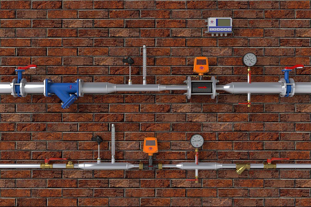 Тепловые счетчики на отопление экономно и выгодно